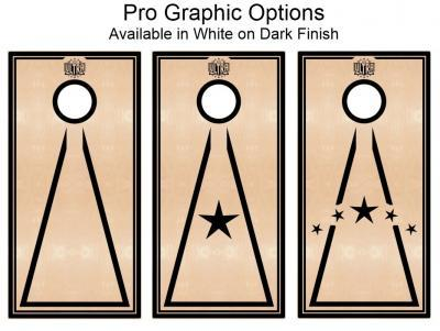 Ultra Cornhole Boards Pro Graphics
