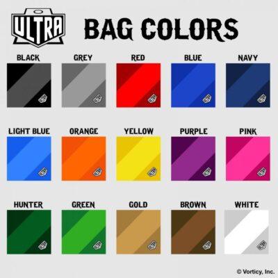 Ultra Cornhole Bag Colors