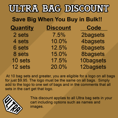 Ultra Bag Discount Pricing