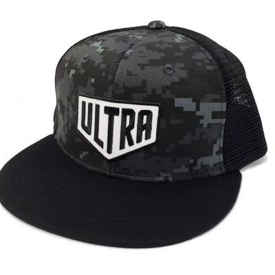 Ultra Cornhole Hat Cap Flat Billed