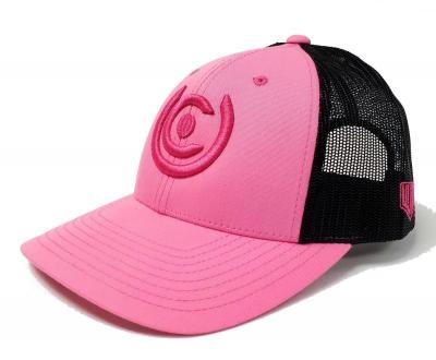 Ultra UC Hole Trucker Cap Pink