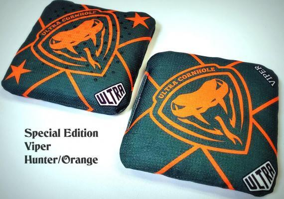 Special Edition Ultra Vipers Hunter and Orange