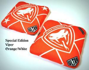 Special Edition Ultra Vipers Orange and White