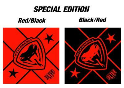 Ultra Viper Bags Special Edition Red and Black
