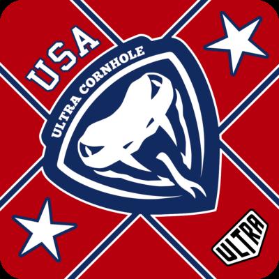 USA Viper - Red/Blue