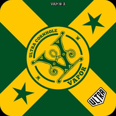 Vapor-X Green and Yellow