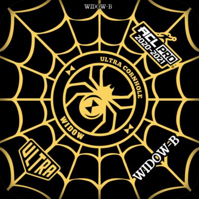 Widow-B ACL Pro Series Black-Gold