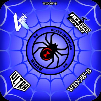 Widow-B ACL Pro Series Blue