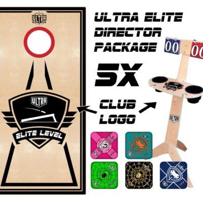Ultra Elite Directors Package 5X