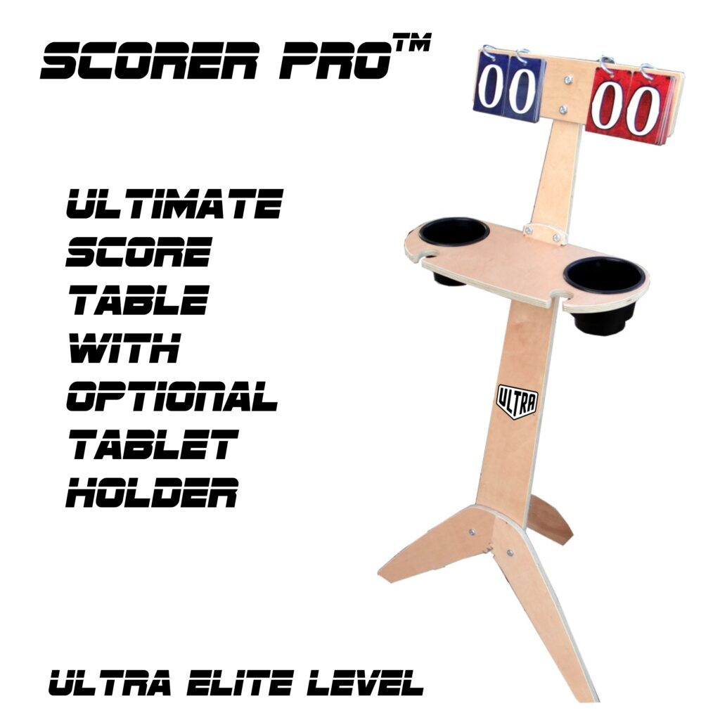 Ultra ScorerPro Score Table
