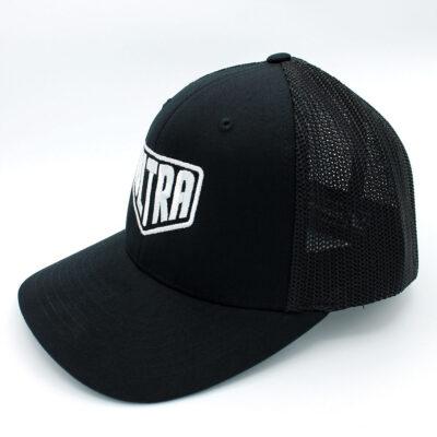Ultra Trucker Black Hat