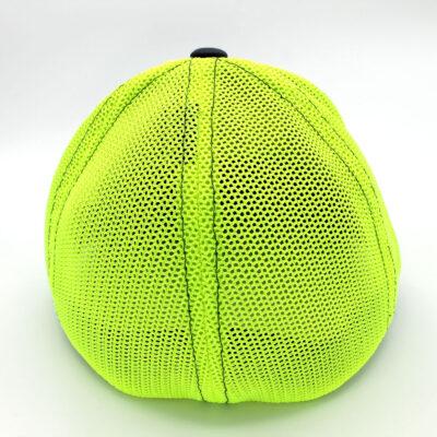Ultra Trucker Hat Charcoal/Yellow
