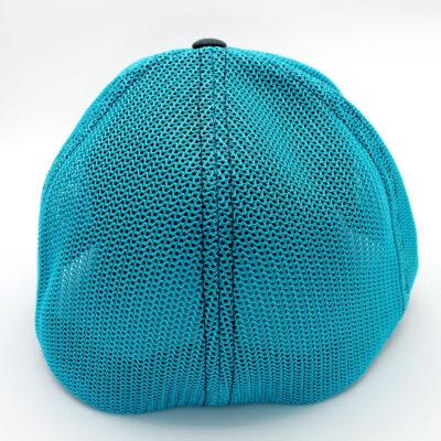 Ultra Trucker Hat Charcoal/Blue