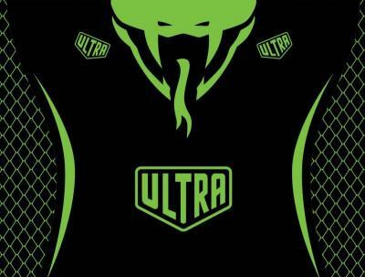 Ultra Viper Gaiter Green