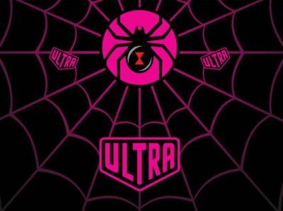 Ultra Widow Gaiter Pink