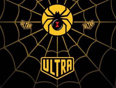 Ultra Widow Gaiter Yellow