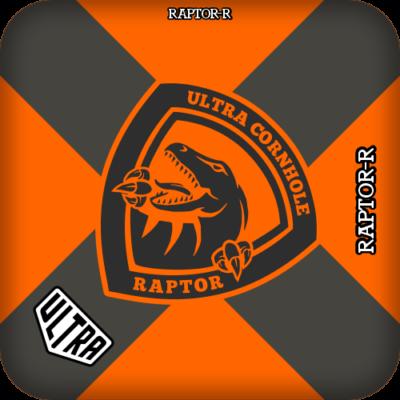 Ultra Raptor-R Orange and Dark Grey