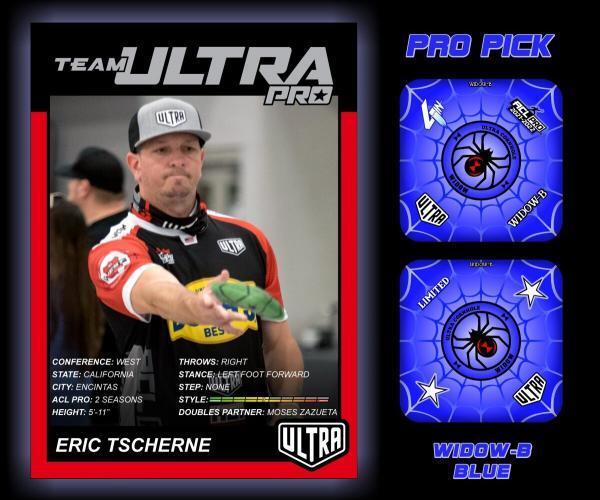 Eric Tscherne - Widow-B Blue